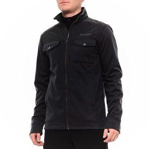 MARMOT Black Matson Full Zip Jacket